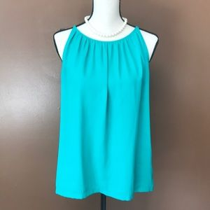 Shell blouse